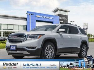 2018 GMC Acadia SLE-2 SAFETY AND RECONDITIONED