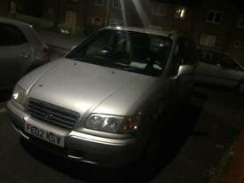 Hyundai target LPG very good run and drive call for more information. £650