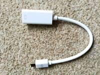 Mini Display port to HDMI