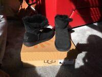U.K. 4.5 real ugg boots
