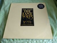 THE BAND - THE LAST WALTZ - TRIPLE VINYL ALBUM WITH BOOKLET