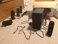 Surround sound speakers Logitech