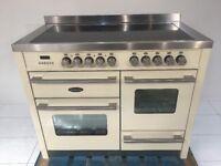 BRITANNIA DELPHI XG INDUCTION RANGE COOKER AS NEW RRP £4800