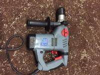 Hammer drill sds 1500w drill action chisel