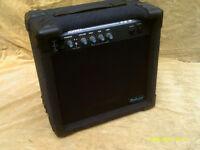 HOHNER ROCKWOOD HR20B GUITAR AMP, Great Sound & VGC.