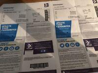 Bannarama tickets x 2 for sale please message for ore info, 30th November Brighton centre