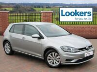 Volkswagen Golf SE TDI BLUEMOTION TECHNOLOGY DSG (silver) 2017-06-29