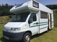 1995 Motor home for sale with damp issue will sell to right buyer