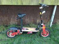 1000W electric offroad scooter