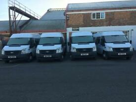Ford Transit 17 Seater Mini Buses For Sale