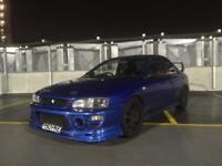 Subaru Impreza sti Type r ver 3 2 door like p1