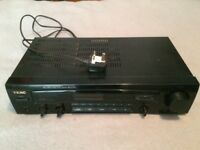 TEAC AG-260 Stereo Receiver 120w (in working order but faulty)