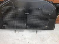 Security grill from Volkswagen T5 transporter