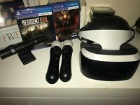 PlayStation VR and accessories