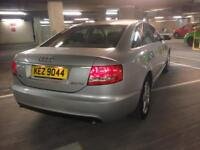 2007 audi a6 2.0 tdi se satnav pdc i drive 1 owner yes from new private plate absolutely immaculate