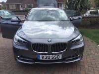 BMW GRAN TURISMO 3.0 535 DIESEL EXECUTIVE GT.
