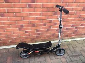 Kids space scooter Bargain