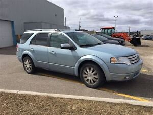 2008 Ford Taurus X Limited AS IS Leather Roof