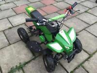 Mini moto quad 50cc MINT CONDITION £220