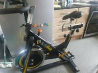 Bodymax b15 spin bike Exercise bike