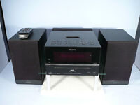 Sony CMT-BX70DBi DAB Micro HiFi System with Built-In iPod Dock