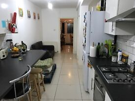 Stunning two Double Bedroom large Apartment with Garden and Separate Living Room