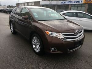 2013 Toyota Venza WITH LEATHER & MOONROOF Oakville / Halton Region Toronto (GTA) image 4
