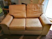 Comfy two-seater sofa for sale