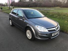 Vauxhall Astra 1.4 Waranty available