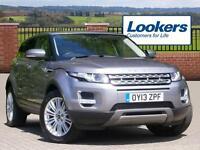 Land Rover Range Rover Evoque SD4 PRESTIGE LUX (grey) 2013-05-02