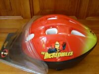 NEW CHILDS SAFTY HELMET BOYS/GIRLS NEW