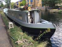 42ft Narrowboat Cruiser