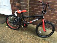 Xrated Quarter BMX Cycle with Giro