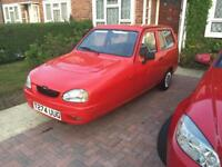NEW SHAPE RELIANT ROBIN LX 850cc - SERVICED - MANY NEW PARTS TODAY - NEW BATTERY - MAY SELL OR SWAP
