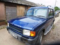 Land Rover Discovery 300 tdi Engine 190k