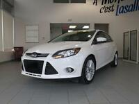 2014 Ford Focus Titanium**CUIR,TOIT.NAV IMPECCABLE Very well equ