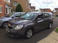 REDUCED!! Chevrolet Orlando 1.8 LT 5 Door 7 Seats Petrol, immaculate inside and out, low mileage