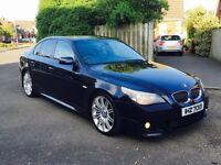 2007 BMW 530d MSPORT £6995ono not 320d,325d,330d,520d,525d,535d,Audi,Volkswagon,Mercedes.