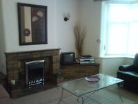 double room, free bills, internet available, leather suits, tv, great location tram buss
