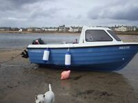 Orkney 452 sports boat