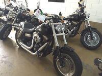 2008 Harley-Davidson FXDF Dyna Fat Bob Touring -