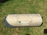 Little life travel cot
