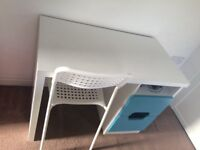 Desk and chair for sale