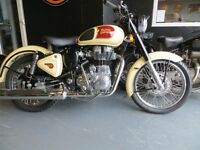 New - 500cc Royal Enfield Classic 500 EFI - £4499. 2 Yrs Warranty, Finance subject to status