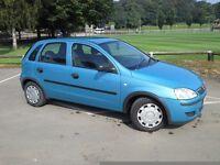 Vauxhall Corsa Life 1.2 16v 5 Door in Bright Metallic Blue ★ ★ ★ NEW 12 MONTHS MOT★★★SUPERB VALUE★★★