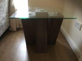 Piston Lamp Table