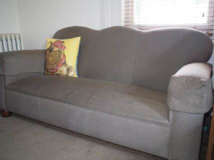 3 seater couch and two lounge chairs Elsternwick Glen Eira Area Preview