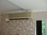 2 X commercial restaurant air conditioning units