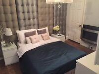 SB Lets are delighted to offer this luxury fully furnished 1 bedroom ground floor maisonette flat