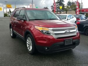 2015 Ford Explorer XLT; Local & No accidents